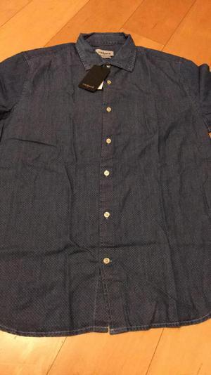 Camisa Cacharel Slim Fit Talla L
