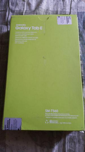 Caja Vacia Tablet Samsung Tab 9.6