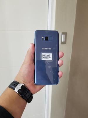 Samsung S8 Plus Azul Completo con Caja
