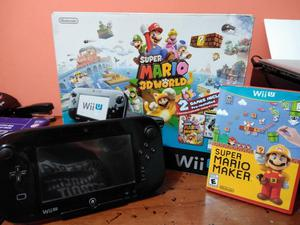Wii U Super Mario 3d World Deluxe Set