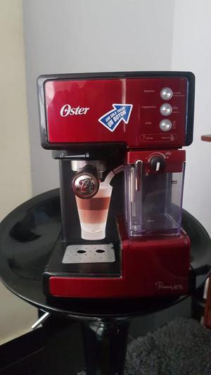 cafetera automatica oster espresso latte cappuccino