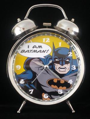 Batman Reloj Despertador Estilo Vintage Batman