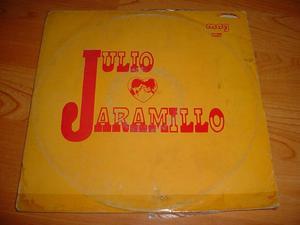 Lp Disco Vinilo Julio Jaramillo Lo mejor Pasillos