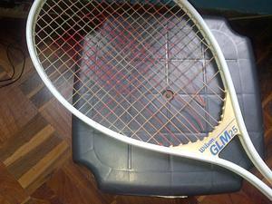 raqueta wilson usada para niña modelo glm 25 con detalle
