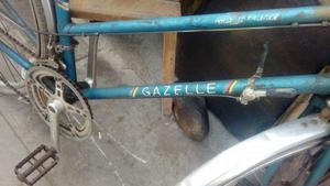 Gazelle Vintage Carrera Antigua Retro