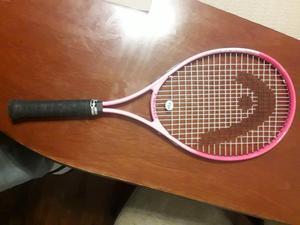 Vendo Raqueta de Tenis Marca Head Mujer.