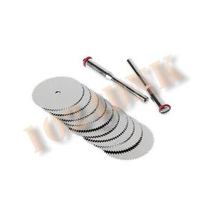 Disco Para Corte De Madera, 22mm O 32mm, 10 Discos 2