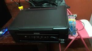 Remato Impresora Epson Sistena Cont. Wif