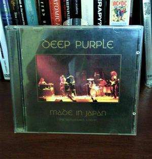 Deep Purple / Made In Japan 2cd