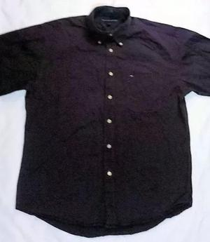 ELEGANTE CAMISA TOMMY HILFIGER TALLA L MADE IN INDONESIA