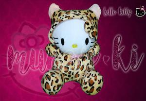 Peluche Hello Kitty NUEVO / Bolsa Regalo / EXELENTE ACABADO
