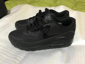 69af0f0657a5d1 Zapatillas nike air max 90 ultra 2 black talla 42 nuevas