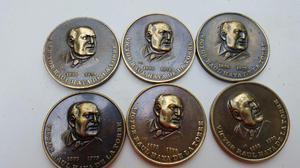 Medallas  Victor Raul Haya de La Torre de Bronce