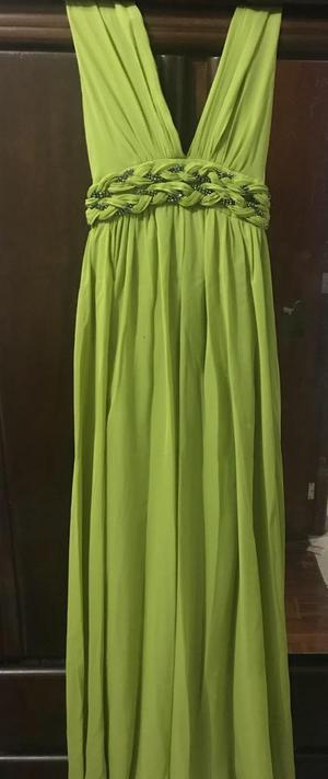 Vestido de Fiesta largo talla S