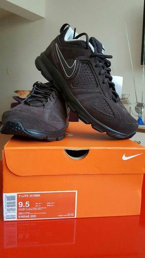 Zapatillas Nike de Hombre de Cuero Nuevo
