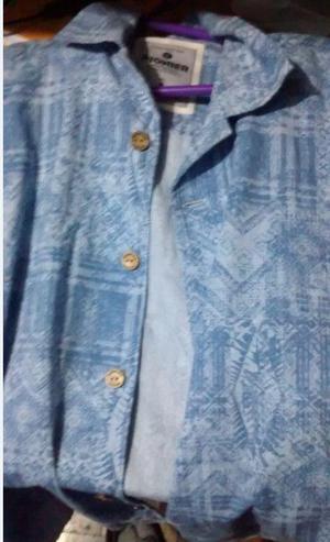 Vendo camisa manga corta PIONEER