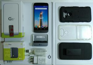 Lg G5 SE 32GB, 3GB, 4G LTE Estado 9.5 de 10 Lg Cam Plus