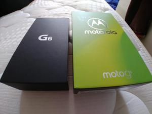 Motorola G6 Y Lg G6 Vendo O Cambio