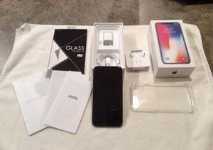 Nuevo Iphone X con reloj Apple gratis 38 mm directo de Apple