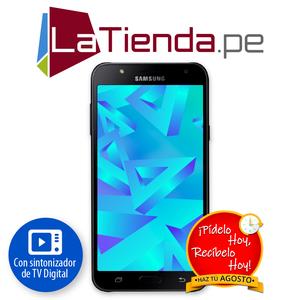Samsung Galaxy J7 Neo con Tv 16M colores | LaTienda.pe