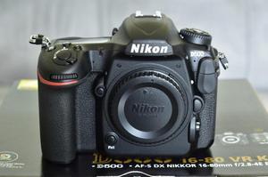Nikon D500 Digital Camara nuevo