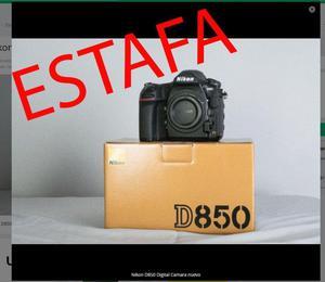Nikon D850, Digital Camara NIKON D850