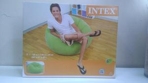 puff inflable marca INTEX