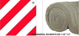 Lana Mineral de Roca en Manta