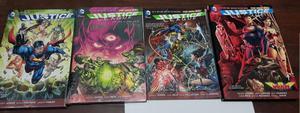 Liga de la justicia Comics Set o individual leer descripcion