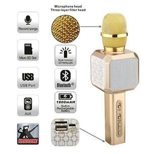 Microfono cableado duos para karaoke en casa posot class - Karaoke en casa ...