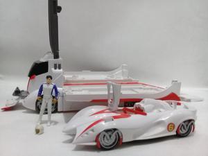 SPEED RACER MACH 6 Y TRAILER HOT WHEELS