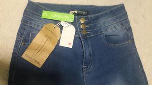 Blue Jean strech de mujer talla 30 marca URB nuevo