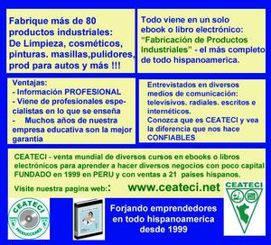 Libro electronico FABRICACION DE PRODUCTOS INDUSTRIALES//