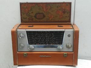 antigua radio rca victor transoceanic funciona