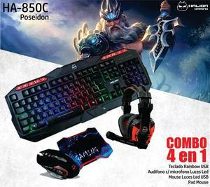 COMBO GAMER 4 en 1 HA850C HALION