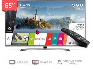 TV LG 65 ¨ ultra hd 4k smart web os 3.5 control magic