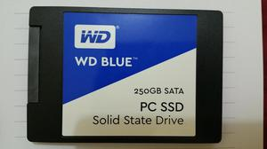 LAPTOP DISCO DURO SSD 250GB WD 10 VECES MAS RAPIDO Q DISCO