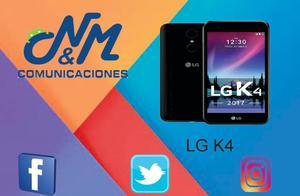 LG K4 LITE, 1GB RAM, 8GB, CAMARA 5MP,..SOMOS COMUNICACIONES