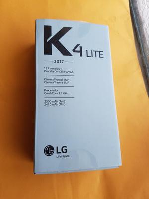 Lg K4 Lite Completamente Nuevo