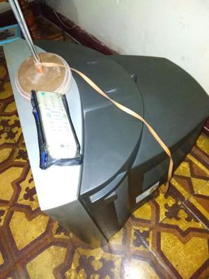 Televisor Usado de 21 pulgadas REMATO EN BUEN ESTADO