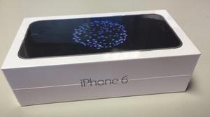 iPhone 6 32gb gris nuevo sellado en caja