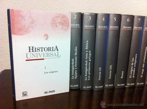 COLECCION HISTORIA UNIVERSAL SALVAT