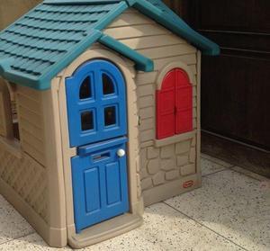 Casa de Juegos para niños de la marca Little tikes