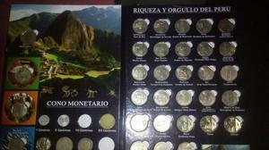 Colección de Monedas Perú