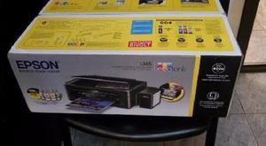 impresora epson L365 multifuncional sistema continuo nuevas
