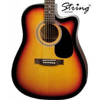 jumbo String guitarra mejor precio mejor calidad color