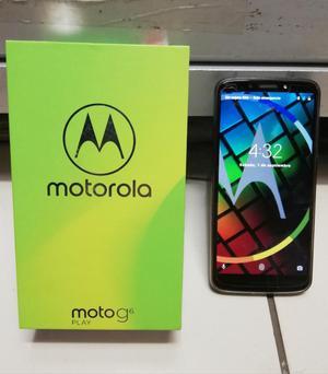 Moto G6 Play 32gb  en Caja Impecable