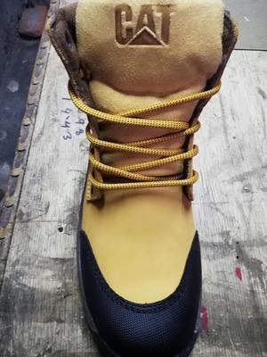 Remato Zapato de Seguridad