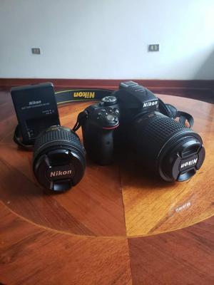 Nikon D Camara