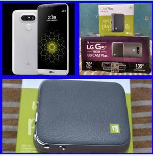 Vendo Celular Lg 5!!! con Sus Accesorios